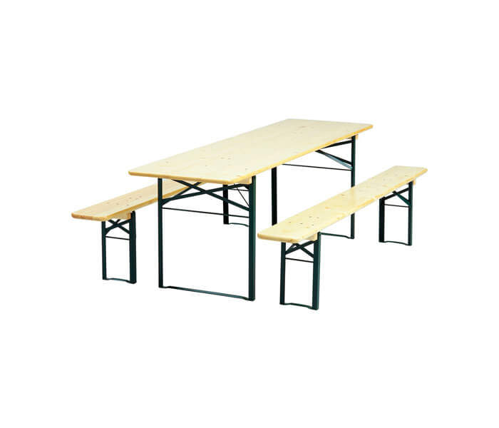 let et bord bænkesæt