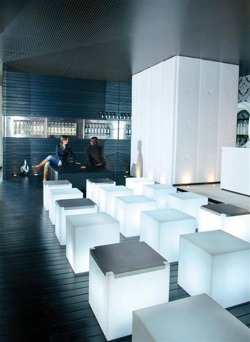 lej loungemøbler
